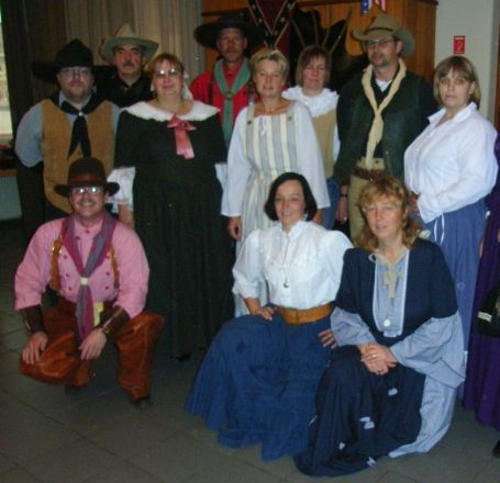 Old Time Square Dancers Solingen